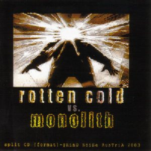 Monolith - Terrorstorm / Philosophical Solutions in Weird Sound Modul cover art