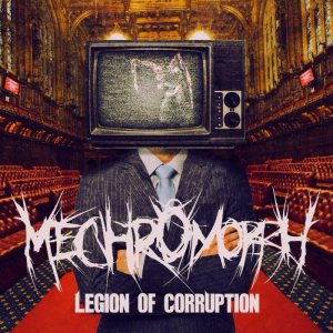 Mechromorph - Legion of Corruption cover art