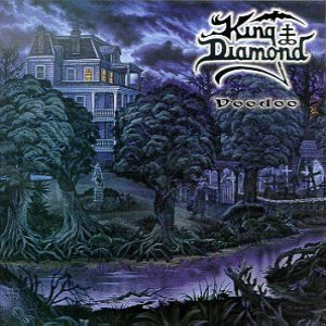 King Diamond - Voodoo cover art