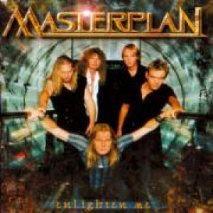 Masterplan - Enlighten Me cover art
