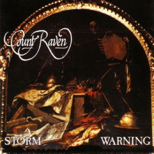 Count Raven - Storm Warning cover art