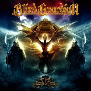 Blind Guardian - At the Edge of Time cover art