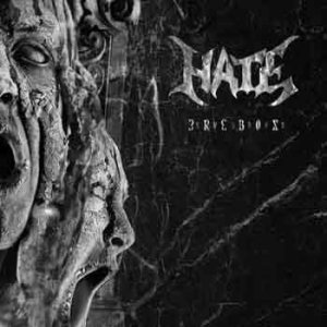 Hate - Erebos cover art