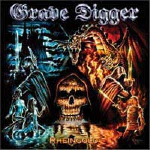 Grave Digger - Rheingold cover art