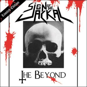 Sign of the Jackal - The Beyond cover art