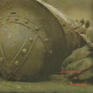 Hecatomb - Decomposed in Hecatomb cover art