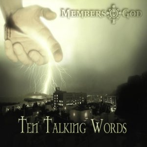 Members of God - Ten Talking Words cover art