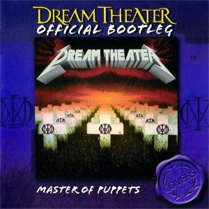 Dream Theater - Master of Puppets cover art