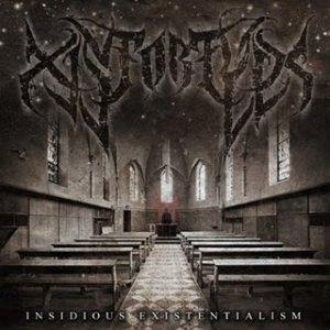 XisForEyes - Insidious Existentialism cover art