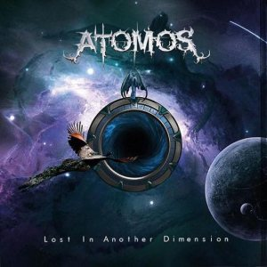 Atomos - Lost in Another Dimension cover art