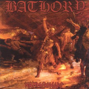 Bathory - Hammerheart cover art