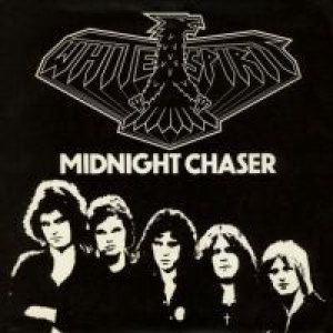 White Spirit - Midnight Chaser cover art