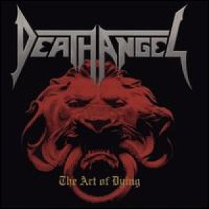 Death Angel - The Art of Dying cover art