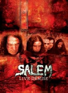 Salem - Live Demise cover art