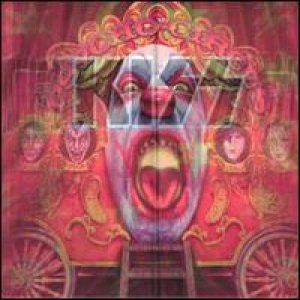 Kiss - Psycho Circus cover art