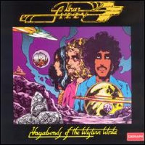 Thin Lizzy - Vagabonds of the Western World cover art