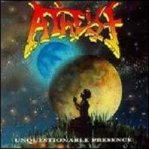 Atheist - Unquestionable Presence cover art