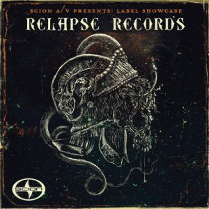 Royal Thunder / Tombs / Revocation / Black Tusk / Exhumed - Label Showcase - Relapse Records cover art