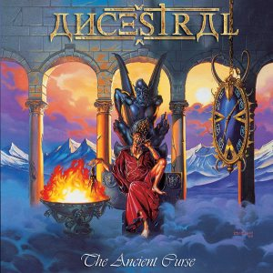 Ancestral - The Ancient Curse cover art