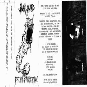 Swallowed - Epitaph of Nauseation cover art