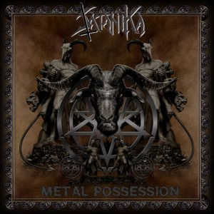 Satanika - Metal Possession cover art
