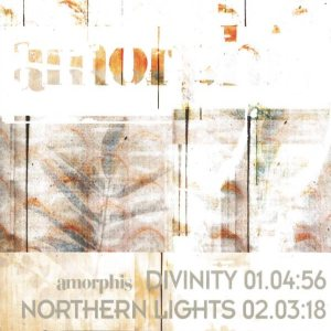 Amorphis - Divinity / Northern Lights cover art