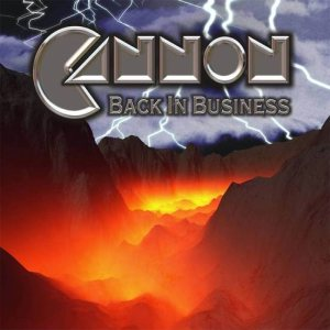 Cannon - Back in Business cover art