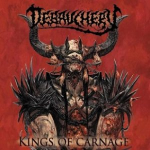 Debauchery - Kings of Carnage cover art