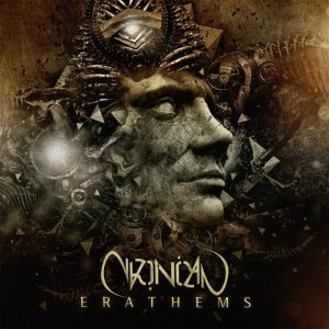 Cronian - Erathems cover art