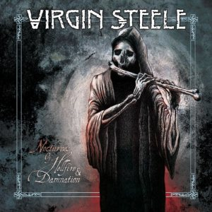 Virgin Steele - Nocturnes of Hellfire & Damnation cover art