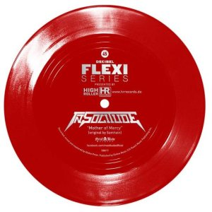 In Solitude - Decibel Flexi Series - Mother of Mercy cover art
