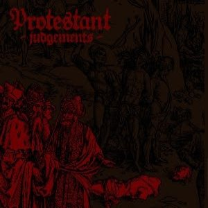 Protestant - Judgements cover art