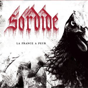 Sordide - La France a peur cover art