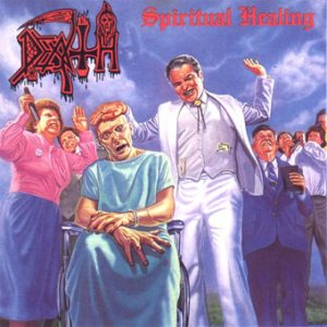 Death - Spiritual Healing cover art