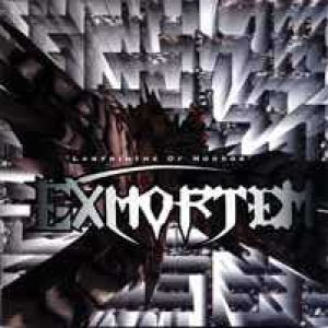 Exmortem - Labyrinths of Horror cover art