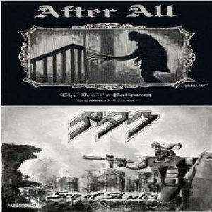 After All / Ram - The Devil's Pathway / Sea of Skulls cover art
