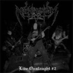 Nachtmystium - Live Onslaught #2 cover art