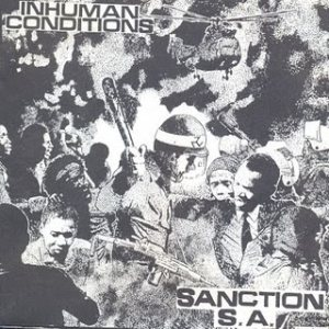 Inhuman Conditions - Sanction S.A. cover art