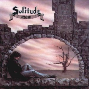 Solitude Aeturnus - Into the Depths of Sorrow cover art