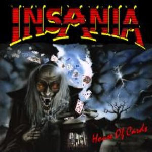 Insania - House of Cards cover art
