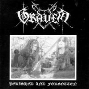 Graven - Perished and Forgotten cover art