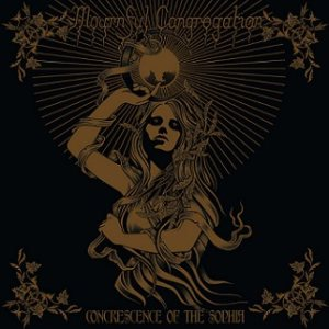 Mournful Congregation - Concrescence of the Sophia cover art