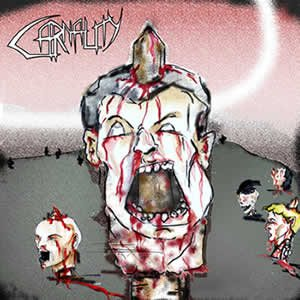 Carnality - Torment of the Eternal Sorrow cover art