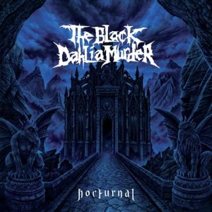 The Black Dahlia Murder - Nocturnal cover art