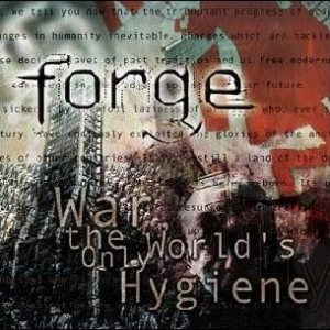 Forge - War, the world's only hygiene cover art