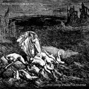 Benighted in Sodom - The Hierophant Cosmism cover art
