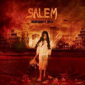Salem - Necessary Evil cover art