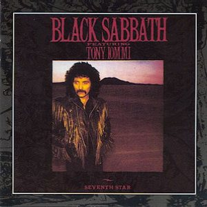 Black Sabbath - Seventh Star cover art