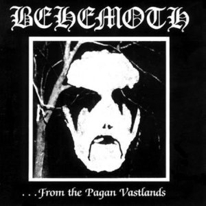 Behemoth - ...From the Pagan Vastlands cover art