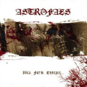 Astrofaes - Idea Form Essence cover art